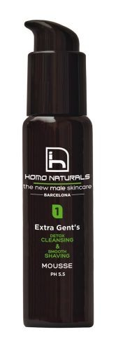 Homo naturals 1  extra gent's cleansing&shaving