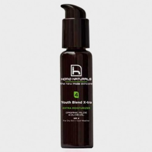 HOMO NATURALS 4 YOUTH BLEND  ANTI-STRESS GEL