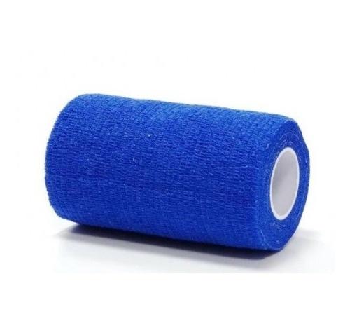Venda autoadh articulaciones - peha-haft (color azul 8 cm x 4m)