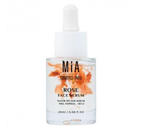 Mia Cosmetics Flowell Serum Facial Hidratante Rosa