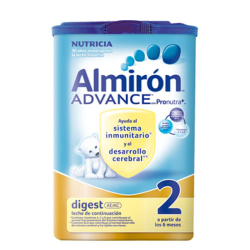 Almiron advance con pronutra digest 2 (polvo 800 g)