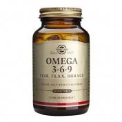 Solgar omega 3-6-9 60 caps