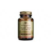 Solgar vitamina e selenio 50 vcapssolgar vitamin