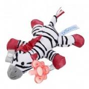 Dr brown´s peluche zebra + chupete 0m+
