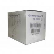 Aguja hipodermica - bd microlance3 (25 g 5/8