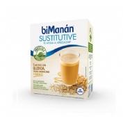 Bimanan sustitutive  quinoa trigo y cereals 5s