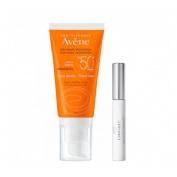 Avene spf 50+ crema muy alta proteccion (1 envase 50 ml color)