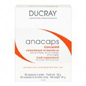 Anacaps reactiv cabello y uñas - ducray (30 capsulas)