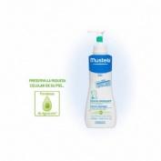 Mustela gel de baño suave (750 ml)