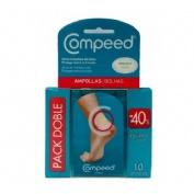 COMPEED AMPOLLAS HIDROCOLOIDE T- MED 10 U