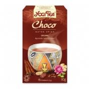 Yogi tea chocolate infusion 17u.