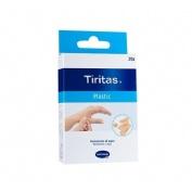 Tiritas plastic - aposito adhesivo (20 unidades surtido 4 tamaños)