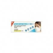 Mascarilla proteccion polen y polvo - 3m (3 u)