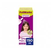 Fullmarks spray - antipiojos (150 ml)