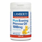 Lamberts aceite de primula 1000 mg. 90 cap