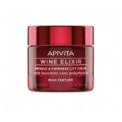 APIVITA WINE ELIXIR CREMA DIA RICH 50ML