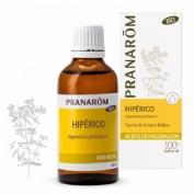 Pranarom aceite vegetal hiperico 50 ml