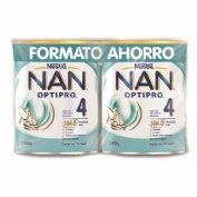 Nan optipro 4 (duplo 2 x 800 g)