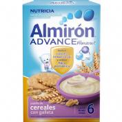 Almiron cereales con galletas advance 300 g 2 u