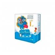 Chelino fashion & love pañal bañador infantil (t - l >15 kg 12 pañal)