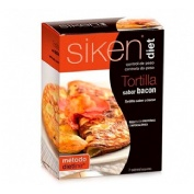 SIKEN DIET TORTILLA BACON 7 SOB