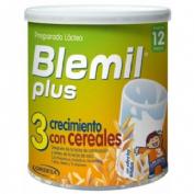 BLEMIL PLUS 3 CRECIMIENTO CON CEREALES 800 G 6 U