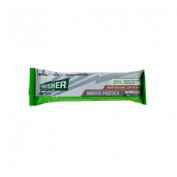 Finisher barritas proteicas - chocolate y avellana con l-carnitina (20 barritas)