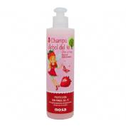Nosa natural champu aceite del arbol del te (rosa 250 ml)