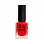 Laurens esmalte de uñas (11 ml poppy red)