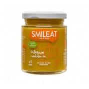 Smileat tarrito calabaza y calabacín 230g