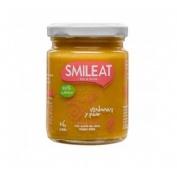 Smileat tarrito verduras y pavo 230g