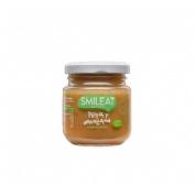 Smileat tarrito pera y manzana 130g