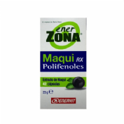 ENERZONA MAQUI RX POLIFENOLES 13 G 24 CAPSULAS