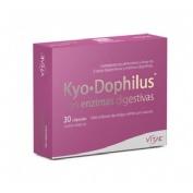 KYODOPHILUS CON ENZIMAS 30 CAPS