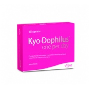 Kyo-dophilus one per day (15 capsulas)