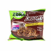 Enerzona dessert 40-30-30 - tentempie de soja y chocolate con leche (24 g 1 bolsita)