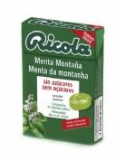 RICOLA CARAMELOS M MONTAÑA S/A 50G