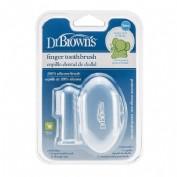 Dr brown's cepillo dental de dedo