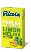 PERLAS RICOLA LIMON MELISA