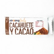 Stroong barrita cacahuete y cacao