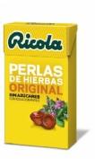 RICOLA PERLAS S/A HIERBAS 25 G