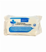 Toallitas higienizantes clorhexidina 72u