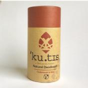 Kutis skincare desodorante vegano cedro y rosa