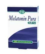 Melatonin pura (1 mg 30 microtabletas)