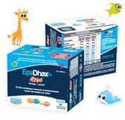 EPADHAX KIDS OMEGA 3 ACTIVO (550 MG 80 CAPS)
