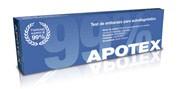 APOTEX HCG - TEST DE EMBARAZO (1 U)