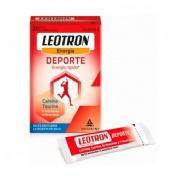 LEOTRON DEPORTE SOBRES BUCODISPERSABLES (20 SOBRES)