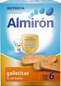 ALMIRON GALLETITAS ADVANCE NUEVO PACK 6 CEREALES (180 G)