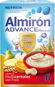 Almiron multicereales con fruta advance (300 g 2 u) | FarmCerv