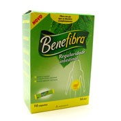 BENEFIBRA FIBRA SOLUBLE LIQUIDO (12 SOBRES 60 ML)